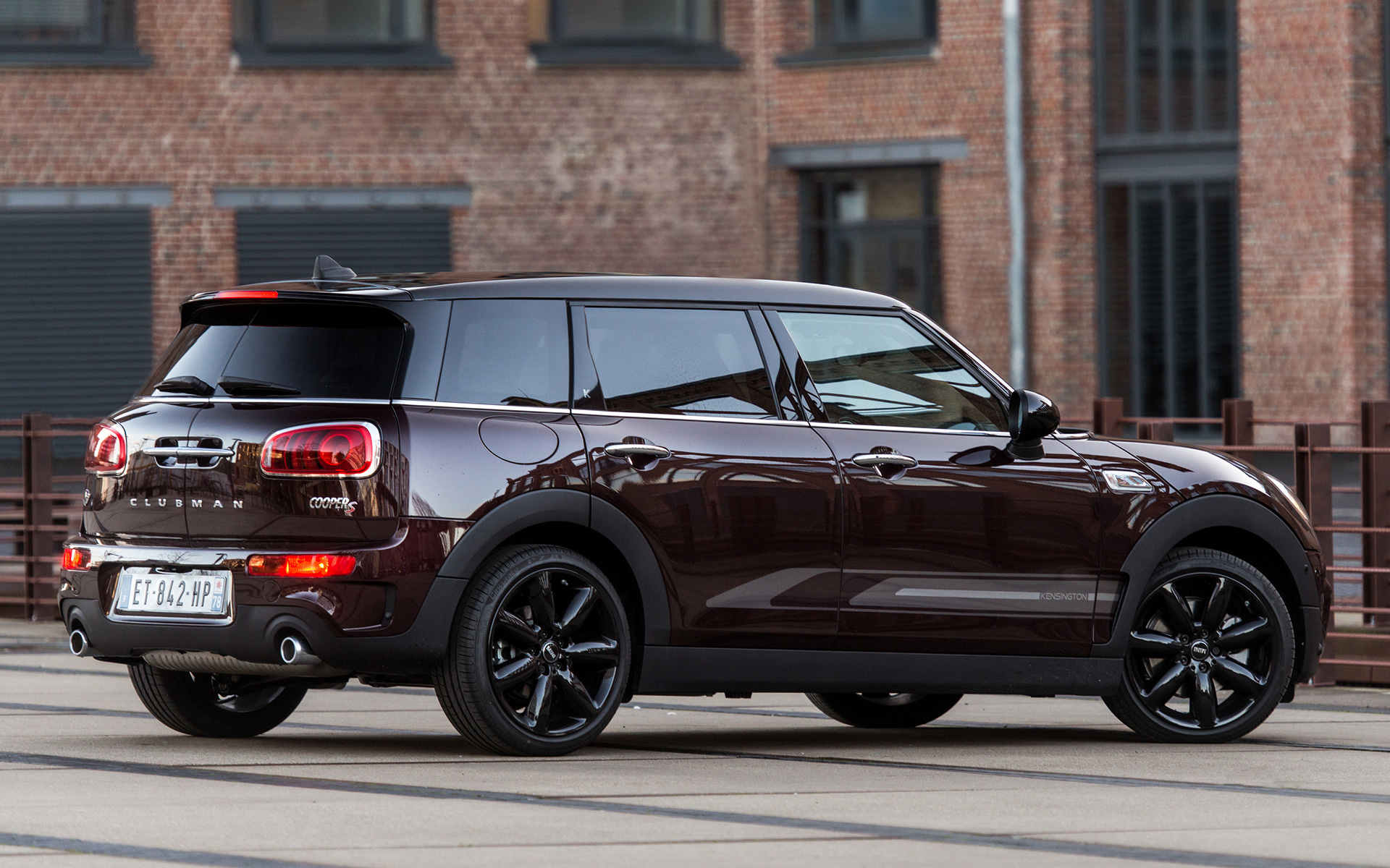2018 Mini Cooper S Clubman Kensington Wallpapers And Hd