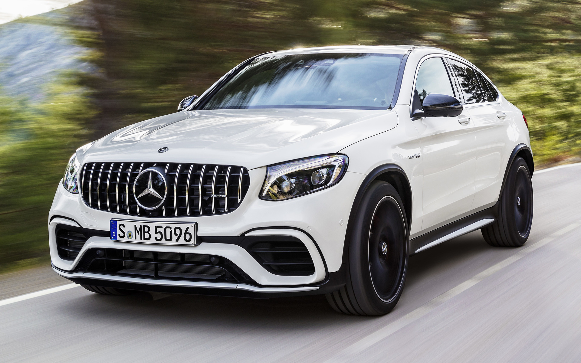 2017 Mercedes Amg Glc 63 S Coupe Wallpapers And Hd