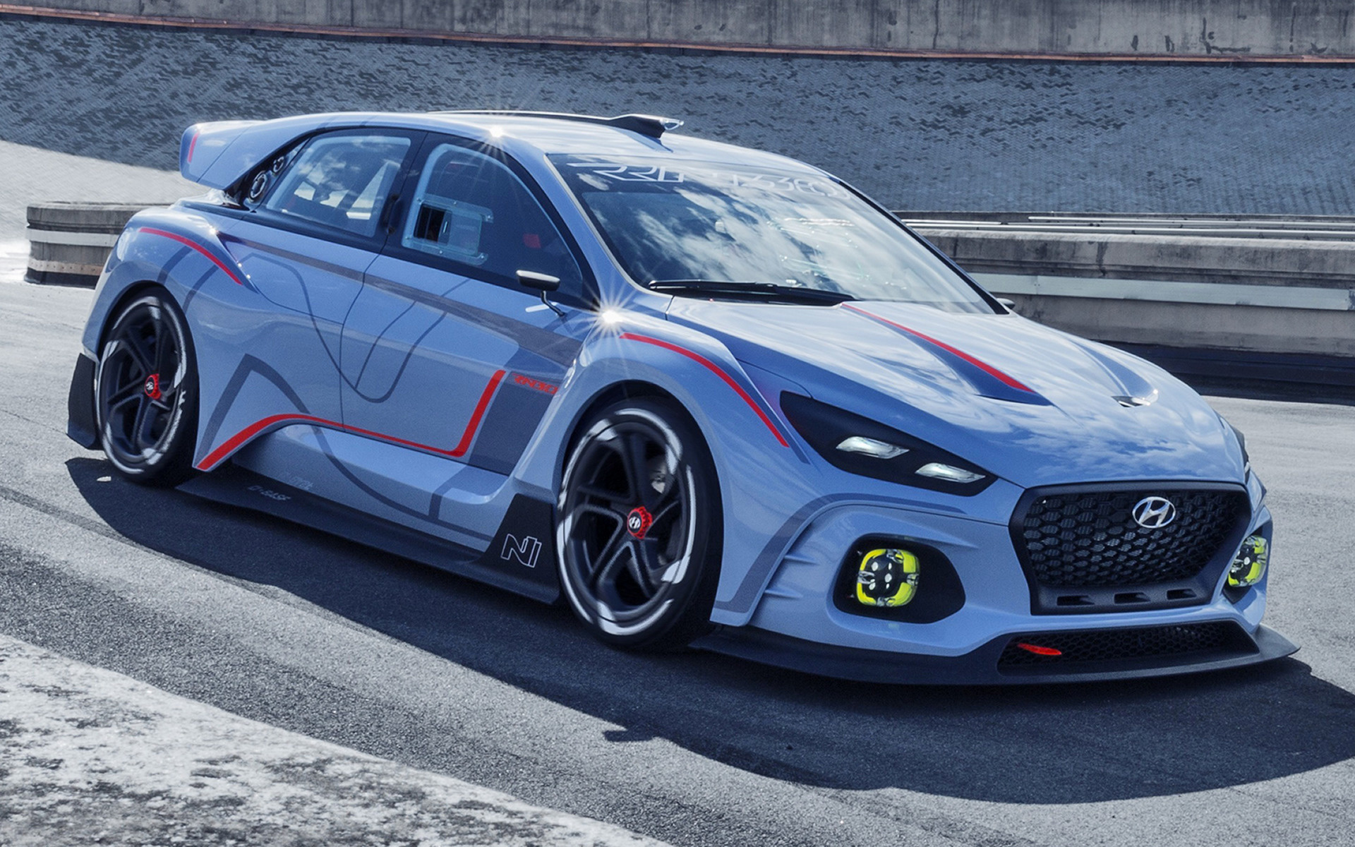 Hyundai RN30 Concept 2016 Wallpapers And HD Images Car