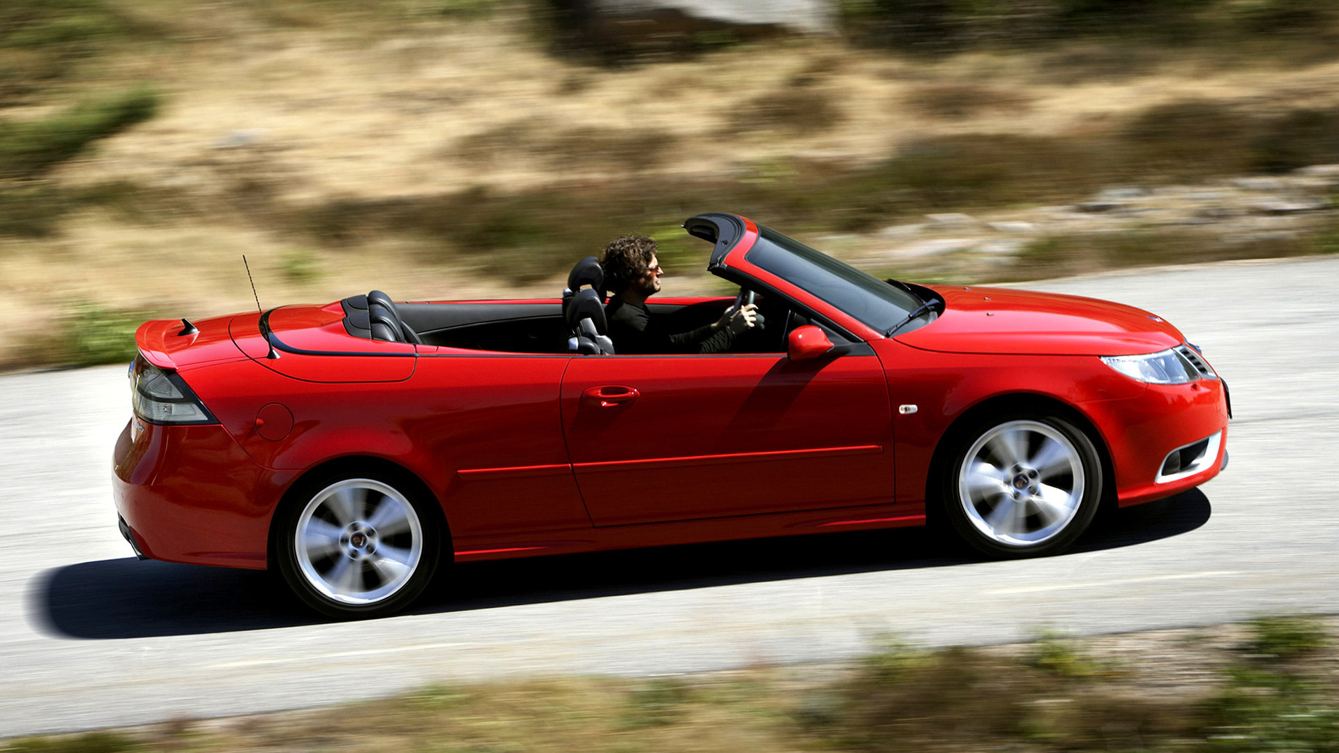 2008 Saab 9 3 Aero Convertible Wallpapers And Hd Images
