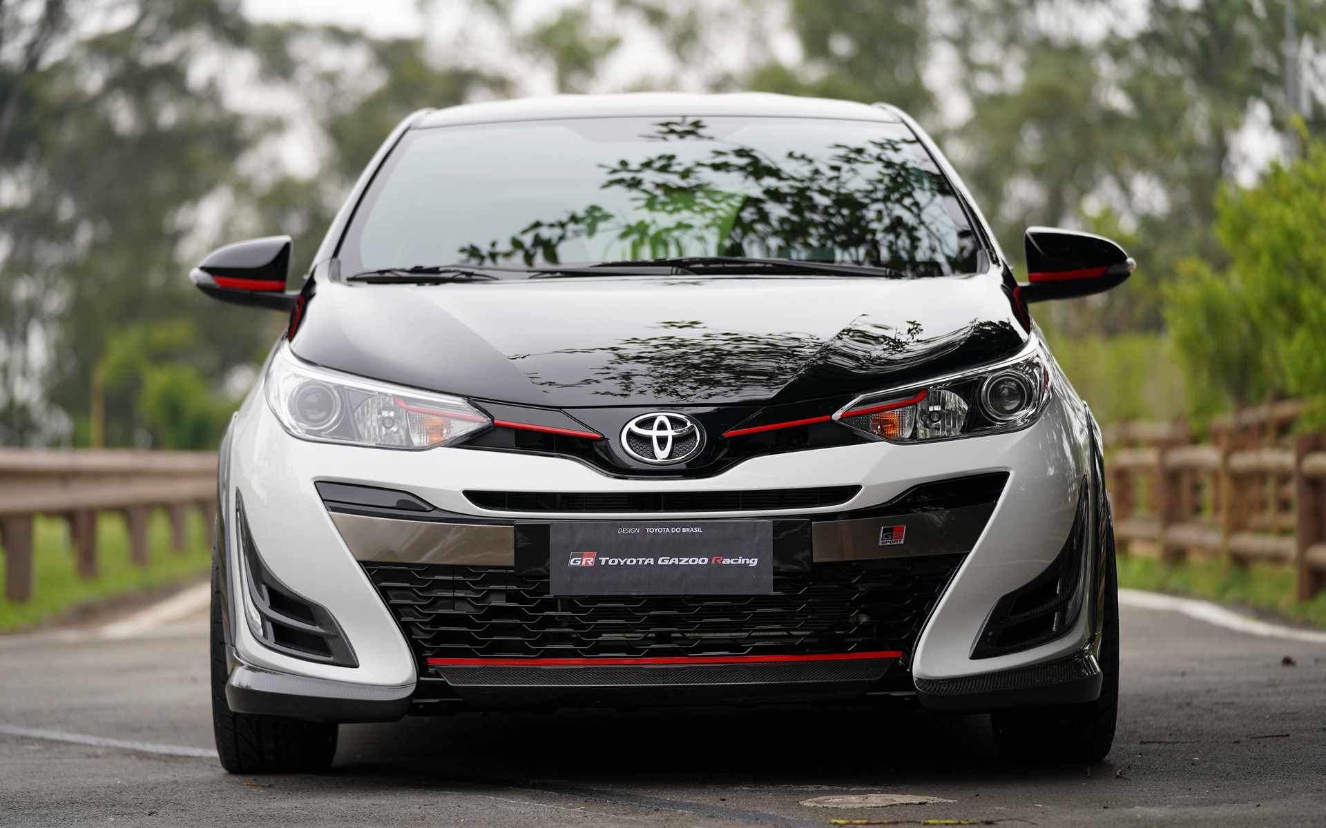 2018 Toyota Yaris Gr Concept Wallpapers And Hd Images