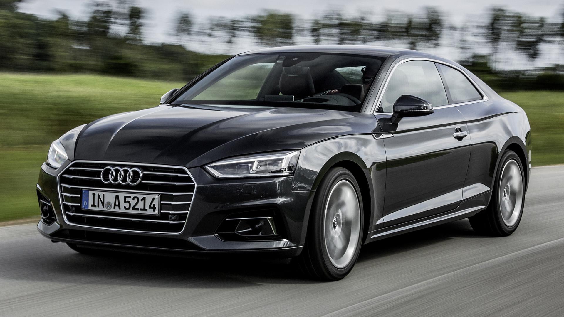 Finde heraus ob audi a5 2015 im preis steigen oder fallen. 2016 Audi A5 Coupe - Wallpapers and HD Images | Car Pixel