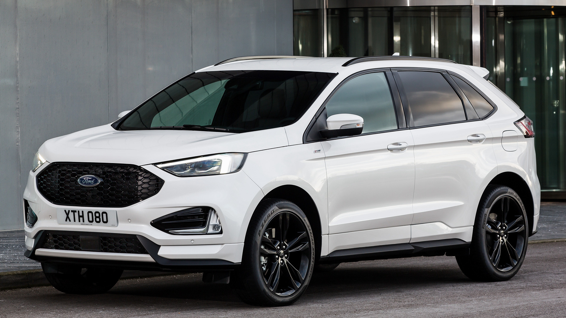 2019 Ford Edge ST Line EU Wallpapers And HD Images