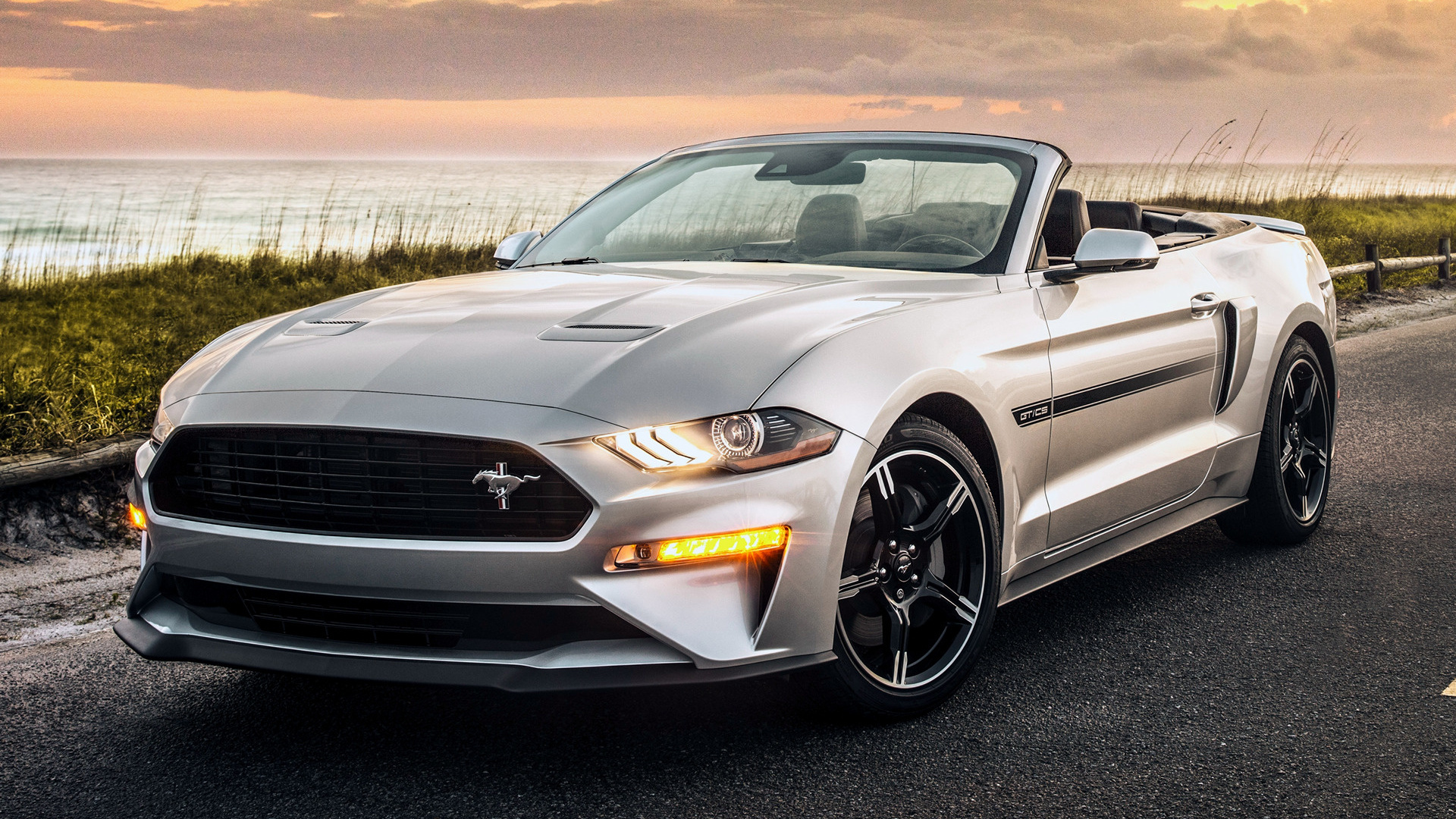 Ford Mustang GT Convertible California Special 2019