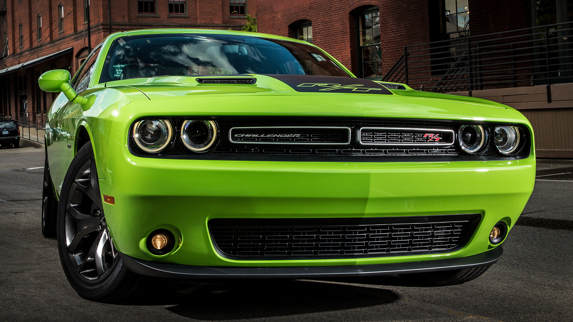 Dodge Challenger RT Plus 2015 Wallpapers And HD Images