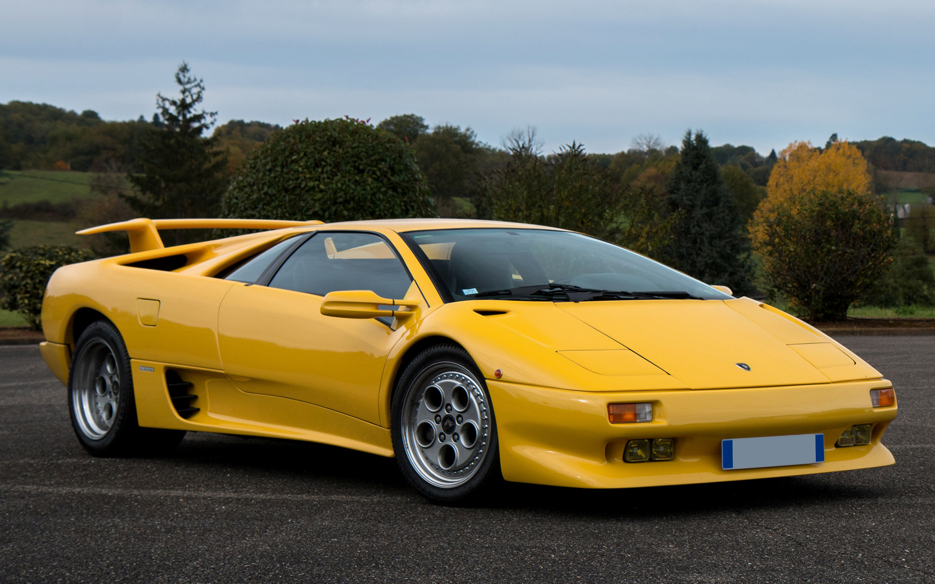1990 Lamborghini Diablo Wallpapers And Hd Images Car Pixel
