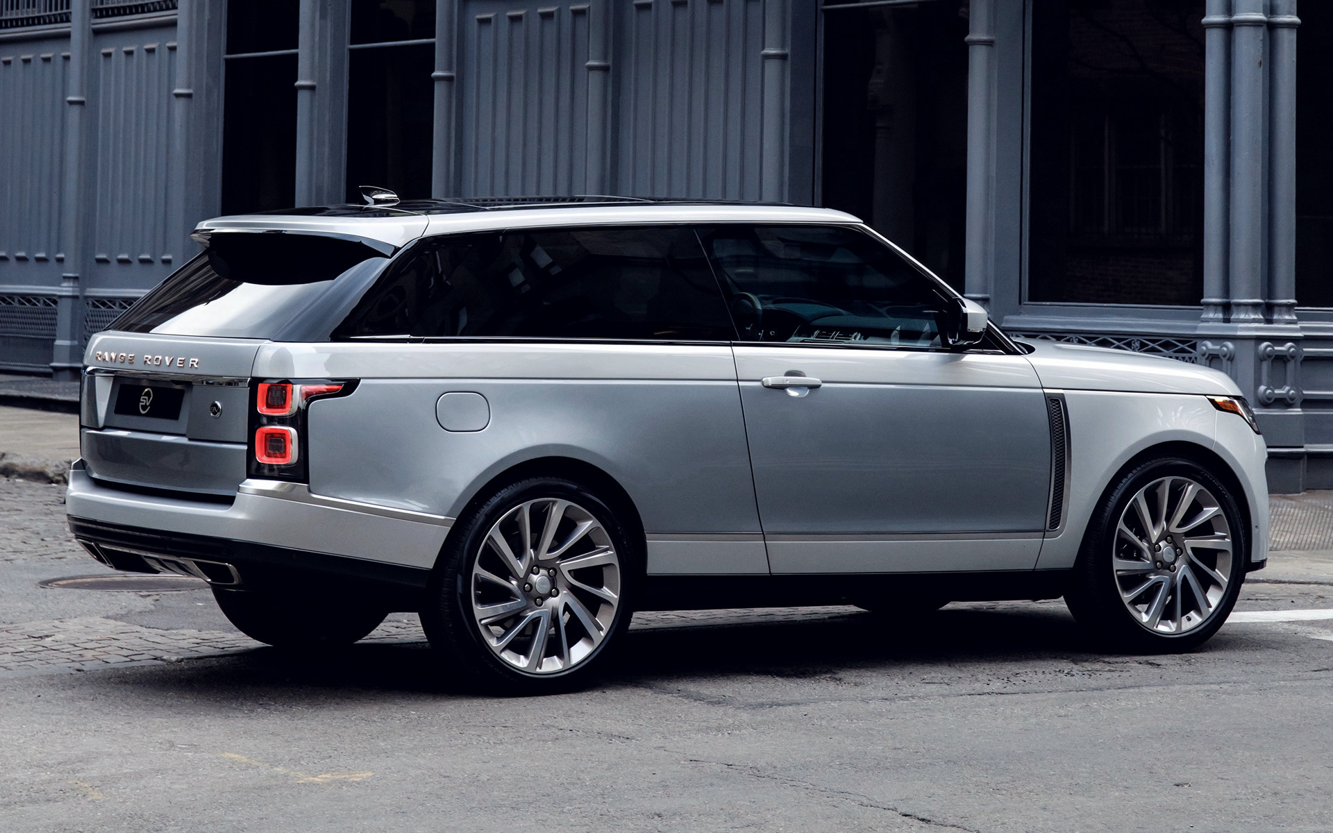 Range Rover Sv Coupe Us