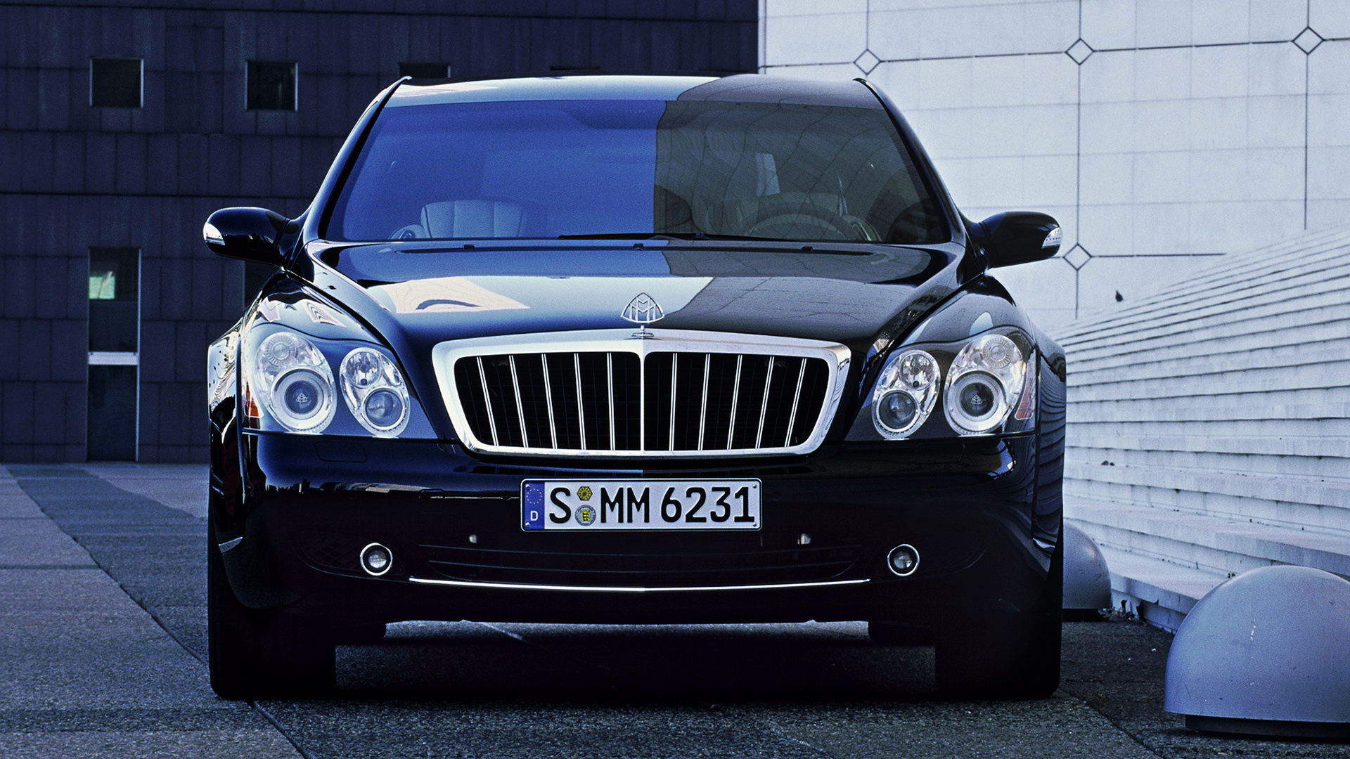 2007 Maybach 62s Wallpapers And Hd Images Car Pixel