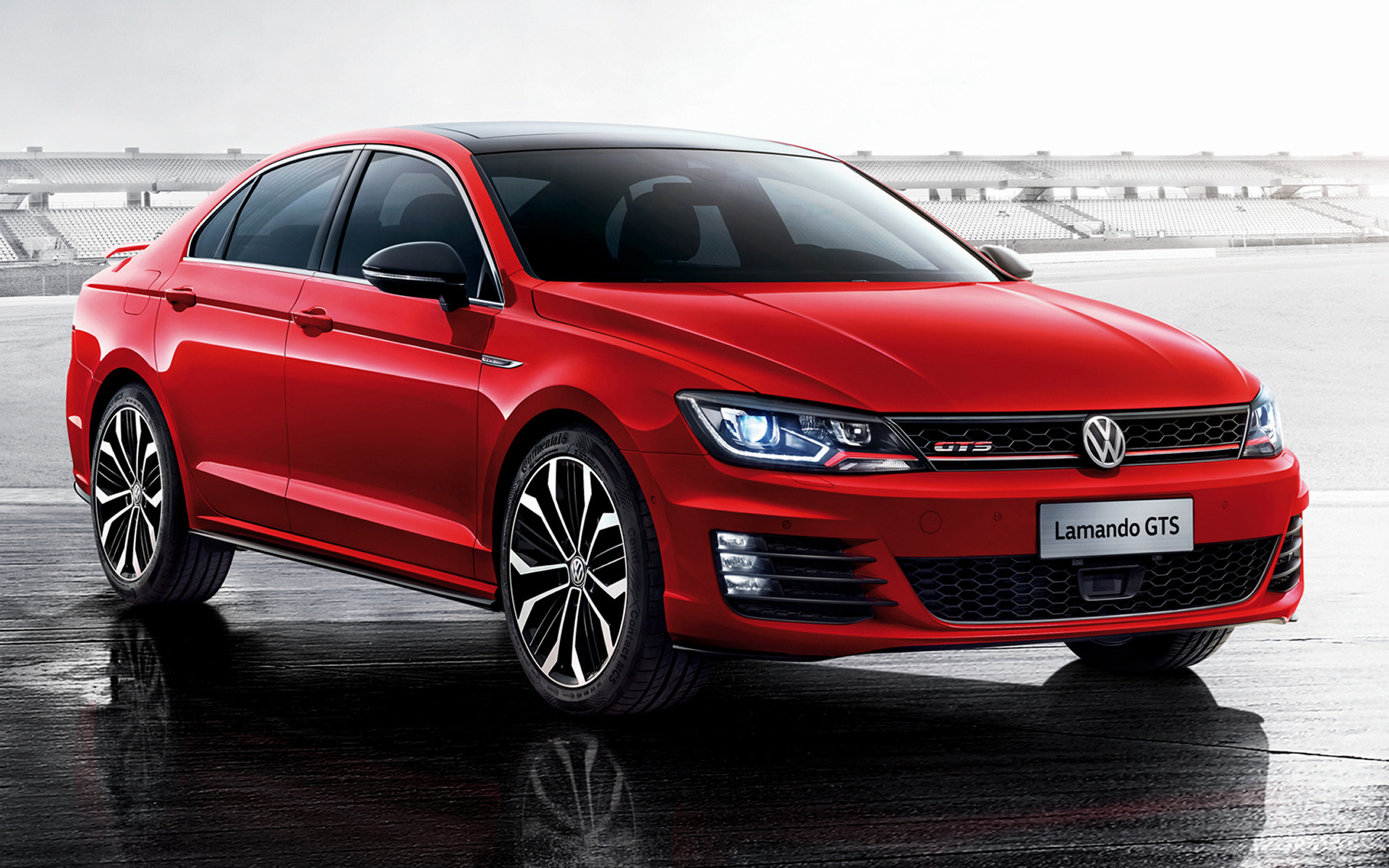 Volkswagen Lamando GTS 2016 Wallpapers And HD Images