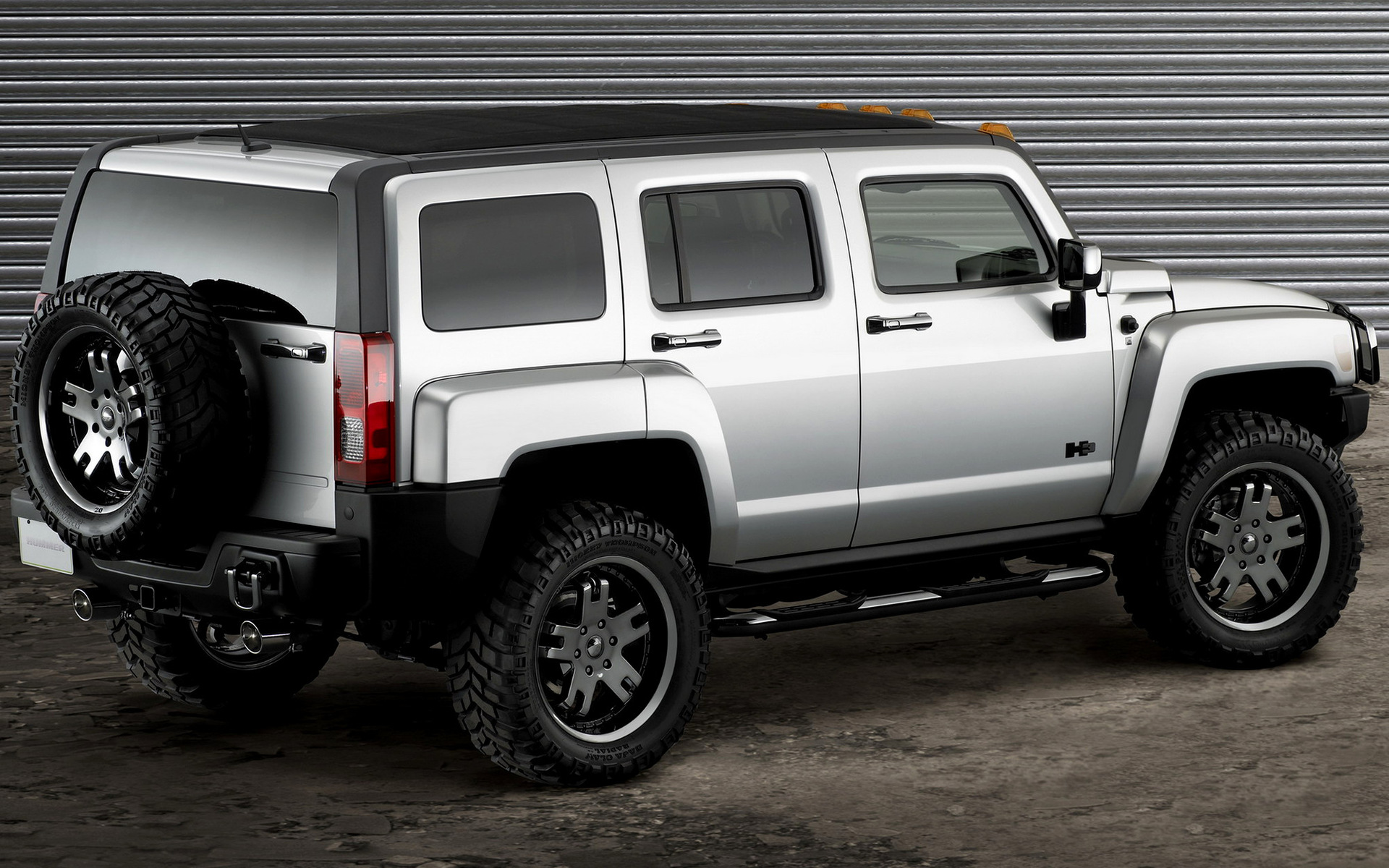 Hummer H3 Open Top Concept 2007 Wallpapers and HD Car Pixel
