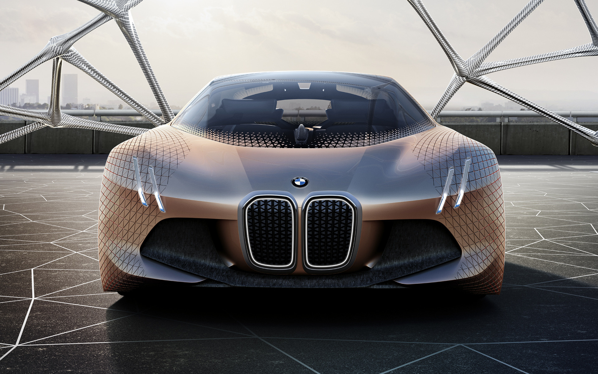 2016 Bmw Vision Next 100 Wallpapers And Hd Images Car