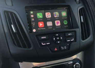 CarPlay Installs: Kenwood DDX-6705S in a 2012 Ford Focus