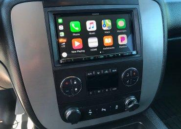 CarPlay Installs: Kenwood Excelon DDX-8905S in a 2014 GMC Yukon