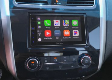 CarPlay Installs: Pioneer SPH-DA120 in a 2014 Nissan Altima