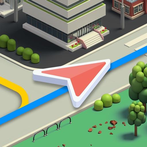 CarPlay App: Karta GPS – Sat Nav Maps