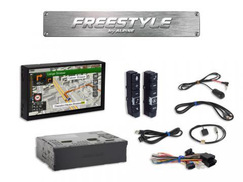 Alpine Freestyle-X703D-F NS