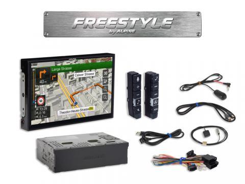 Alpine Freestyle-X903D-F NS