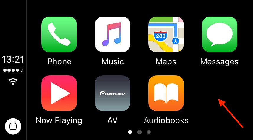 6.CarPlay Podcast App - No App