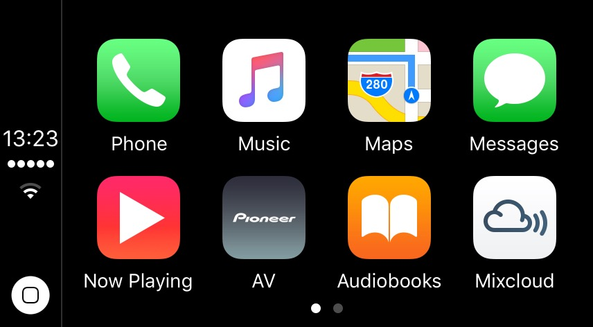 7.CarPlay Podcast App - Replaced Apps