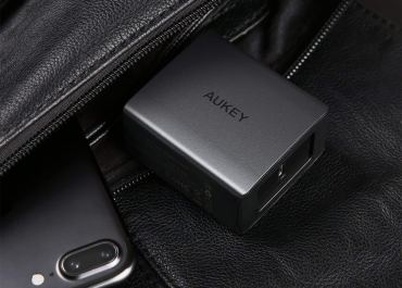 Aukey PA-Y15 18W USB-C Power Delivery Charger Review