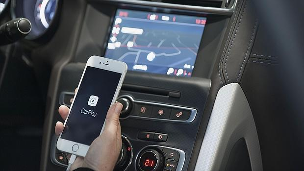 Citroen DS4 CarPlay