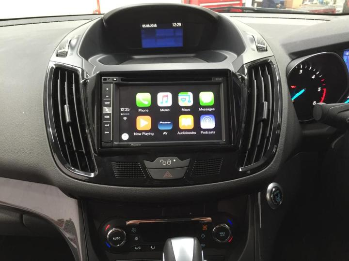Ford Kuga CarPlay
