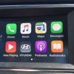 Apple CarPlay Demo in 2017 Hyundai Elantra