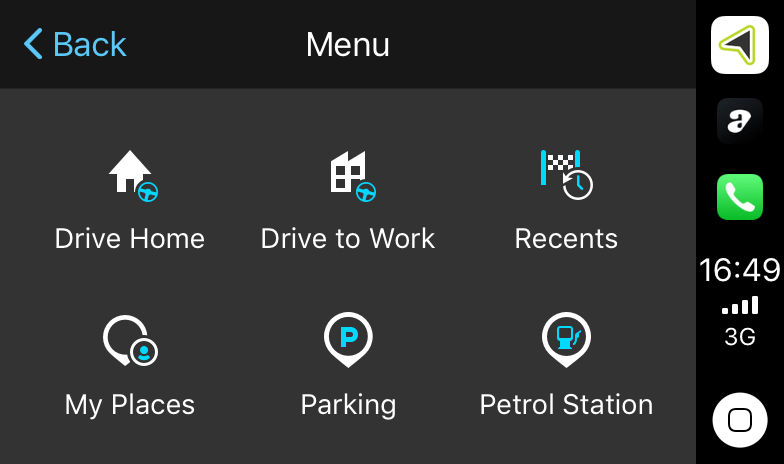 TomTom Apple CarPlay Beta App Update 2 Adds New Features