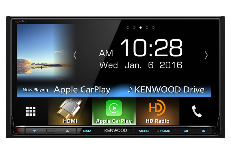 Kenwood DDX9903s CarPlay