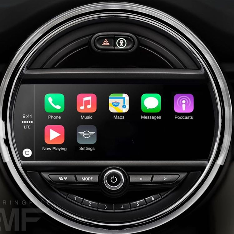 Mini CarPlay