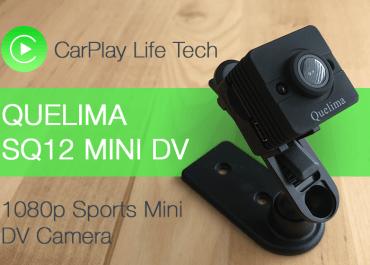 Quelima SQ12 Sports 1080p Mini DV Camera Review