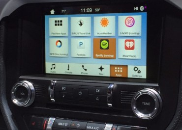 Ford Favours SYNC over Apple's CarPlay