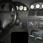 CarPlay Installs: Sony XAV-AX100 in a 1999 Fiat Punto GT