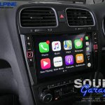 CarPlay Installs: Alpine i902D-G6 in a Volkswagen Golf Mk 6