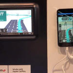 TomTom Apple CarPlay App Shown At CES 2019