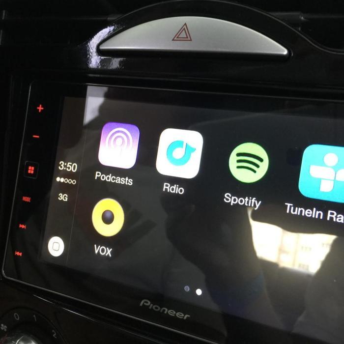 VOX CarPlay