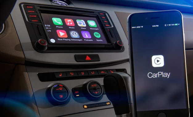 VW CarPlay