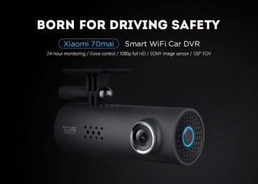 Xiami 70mai Dash Camera Review