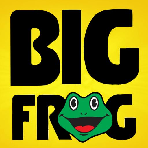 app big frog.ong
