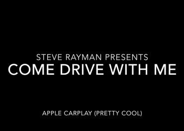 Apple CarPlay in 2016 Chevrolet Camaro (Demo)