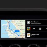 New Apple CarPlay split-view dashboard and updated side dock revealed in iOS 13