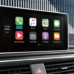 The New Audi A4 With Apple CarPlay (Video)