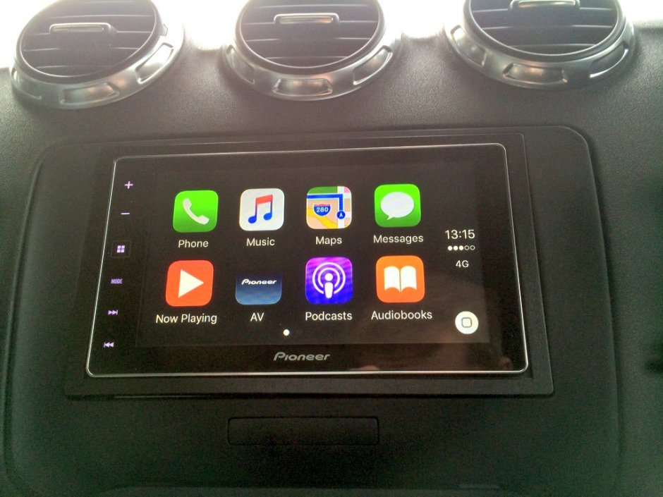 auditt carplay install