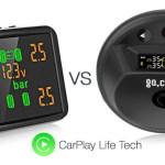 Gocomma M20 vs EK215 Tire Monitor Comparison