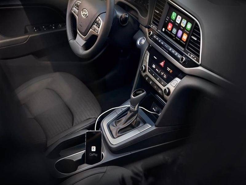 hyundai Elantra carplay