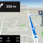 Sygic Teases Upcoming Apple CarPlay Offline Navigation App