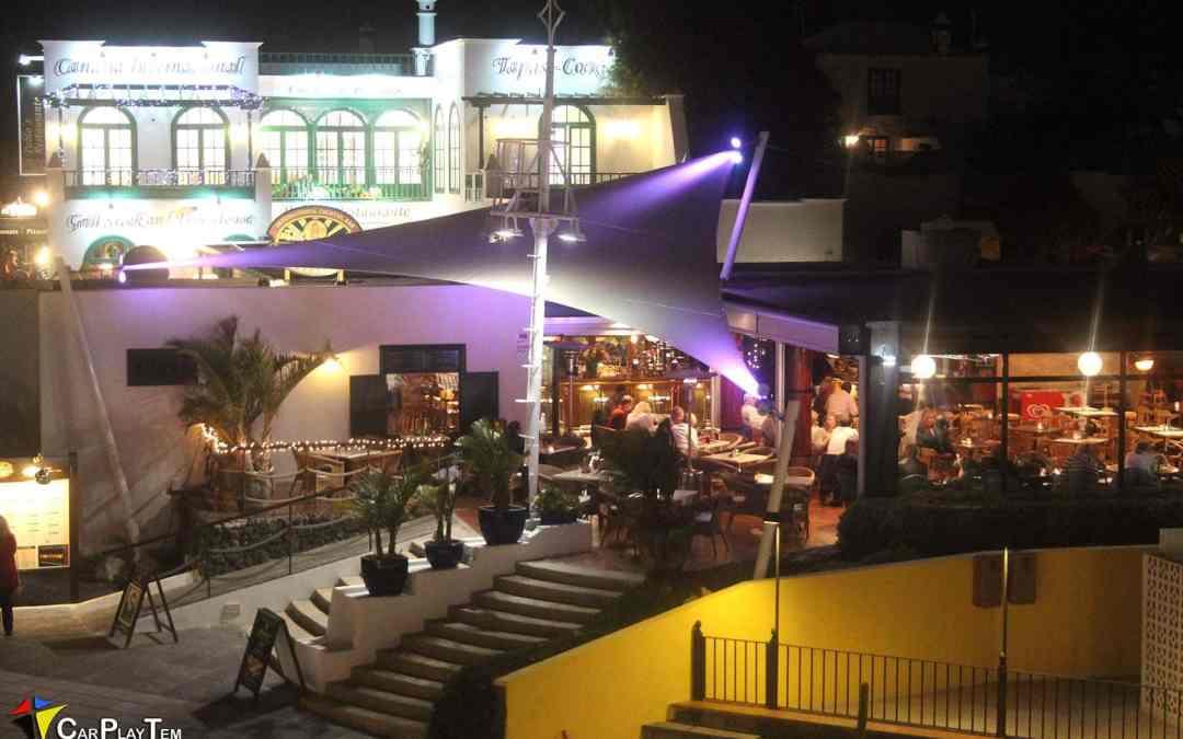 Trabajo realizado para Restaurante/Pub Light House, en Costa Teguise (Lanzarote)