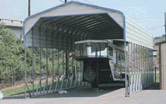RV And Trailer Covers RV Carports And RV