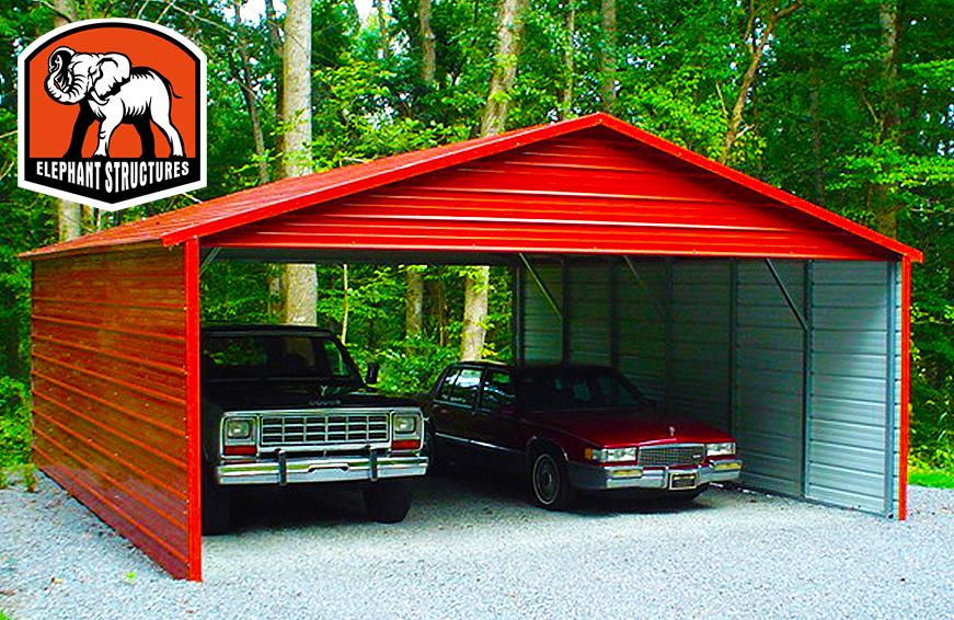 Metal Carport Sizes