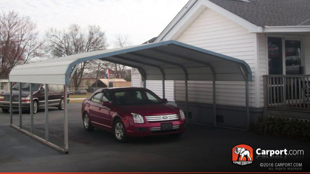 Adding A Metal Carport To Your Home What Are My Options